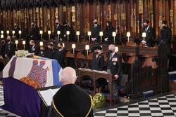 Toàn cảnh đám tang của Hoàng thân Philip, phu quân Nữ hoàng Elizabeth II