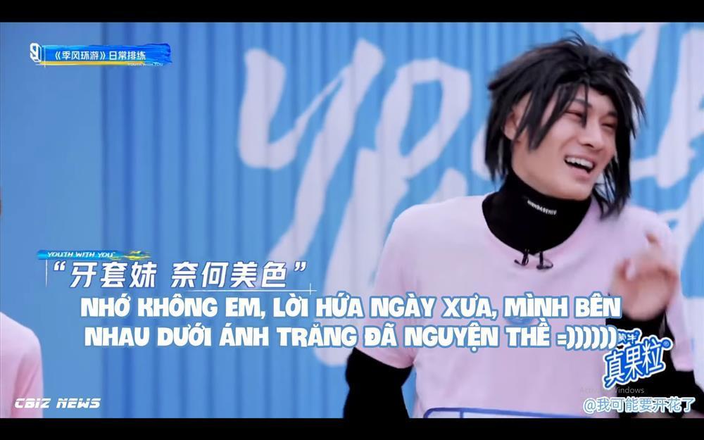 Thí sinh Thanh Xuân Có Bạn 3 mê HKT, cover luôn hit của nhóm trong chương trình-2