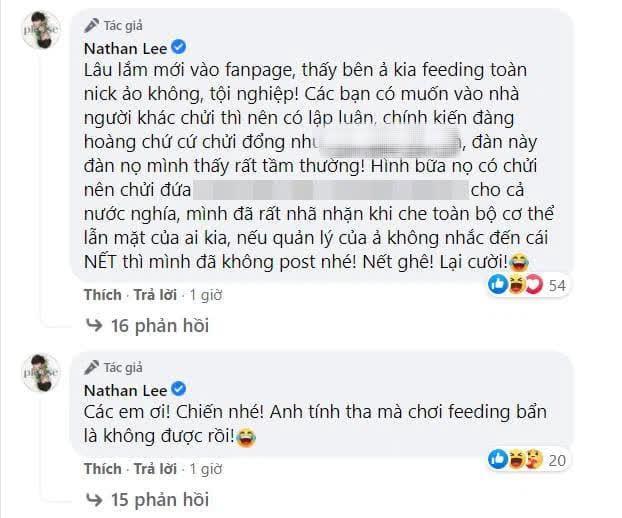 Nathan Lee hé lộ lý do đăng ảnh nóng cô gái giống Ngọc Trinh-1