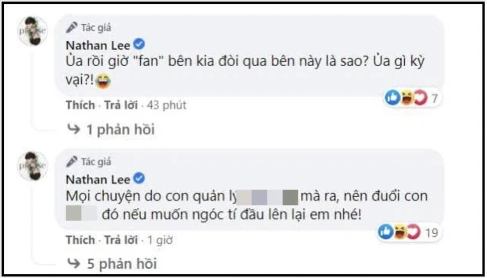 Nathan Lee hé lộ lý do đăng ảnh nóng cô gái giống Ngọc Trinh-2