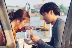 Vợ 7X bày tỏ tình cảm với Quý Bình khiến dân mạng 'nổi da gà'