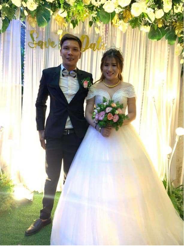 Lộc Phụ Hồ lên chức bố sau nửa tháng tổ chức đám cưới rình rang-2