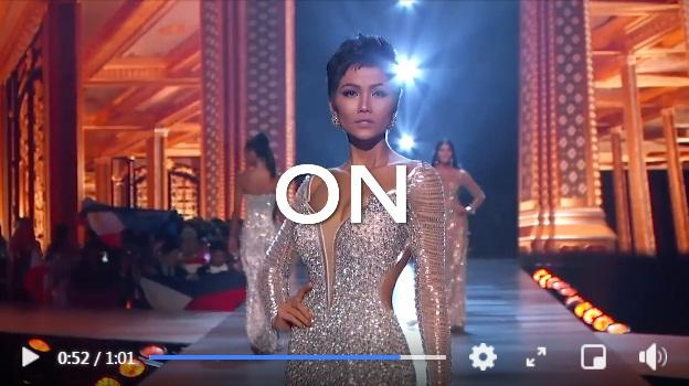 HHen Niê xuất hiện thần sầu trong trailer Miss Universe 2020-3