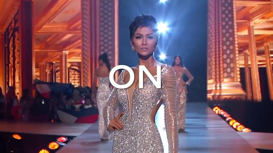 HHen Niê xuất hiện thần sầu trong trailer Miss Universe 2020-5