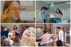 Cười nghiêng ngả với những 'cú tát' bằng thức ăn trong phim Hàn Quốc