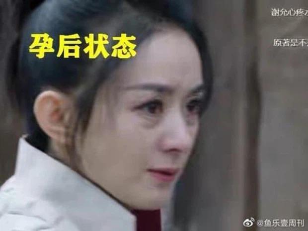 Ảnh không photoshop của Triệu Lệ Dĩnh năm xưa bất ngờ hot-9