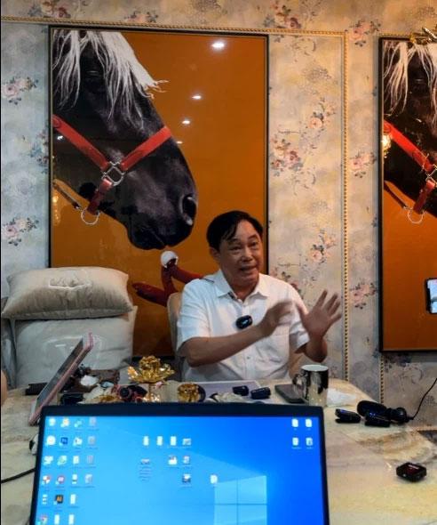 Ông Dũng Lò Vôi livestream nói về đám nghệ sĩ gây tranh cãi-4