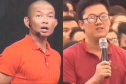 SHOCK: Diễn giả liên tục ngắt lời, lớn tiếng quát học viên 'mày có hiểu tao nói không?'