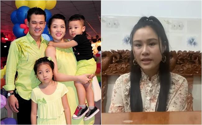 Linh Lan cầu xin vợ đầu Vân Quang Long: Tha cho mẹ con tôi-2