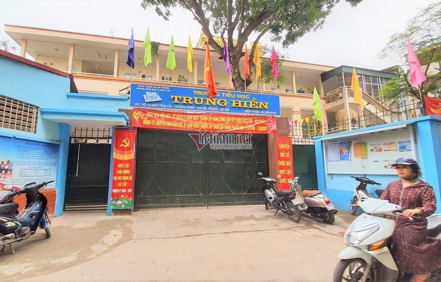 Cô giáo ở Hà Nội đánh học sinh, mắng chửi hành hung cả đồng nghiệp-1
