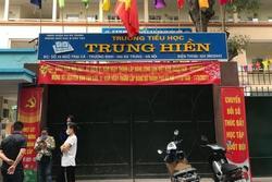 Cô giáo ở Hà Nội đánh học sinh, mắng chửi hành hung cả đồng nghiệp