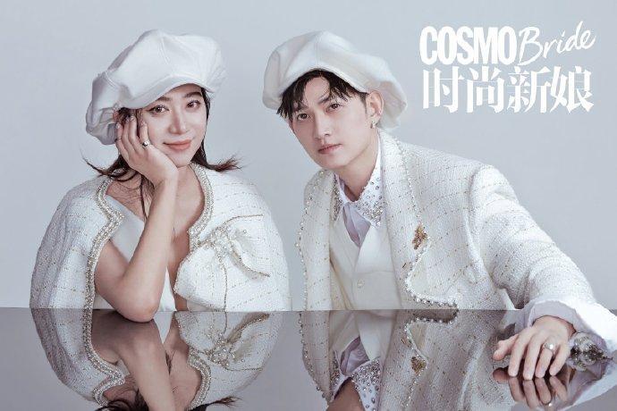 Sao nam Hoa Thiên Cốt lên chức bố, tung ảnh cưới siêu ngọt-2