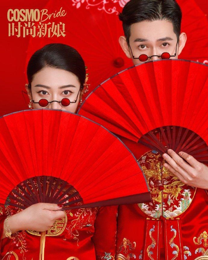 Sao nam Hoa Thiên Cốt lên chức bố, tung ảnh cưới siêu ngọt-7