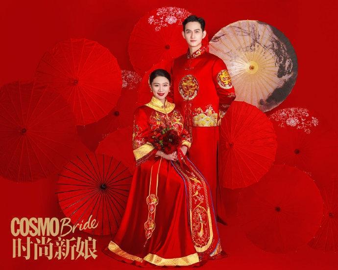 Sao nam Hoa Thiên Cốt lên chức bố, tung ảnh cưới siêu ngọt-8