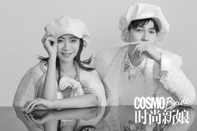 Sao nam Hoa Thiên Cốt lên chức bố, tung ảnh cưới siêu ngọt-9