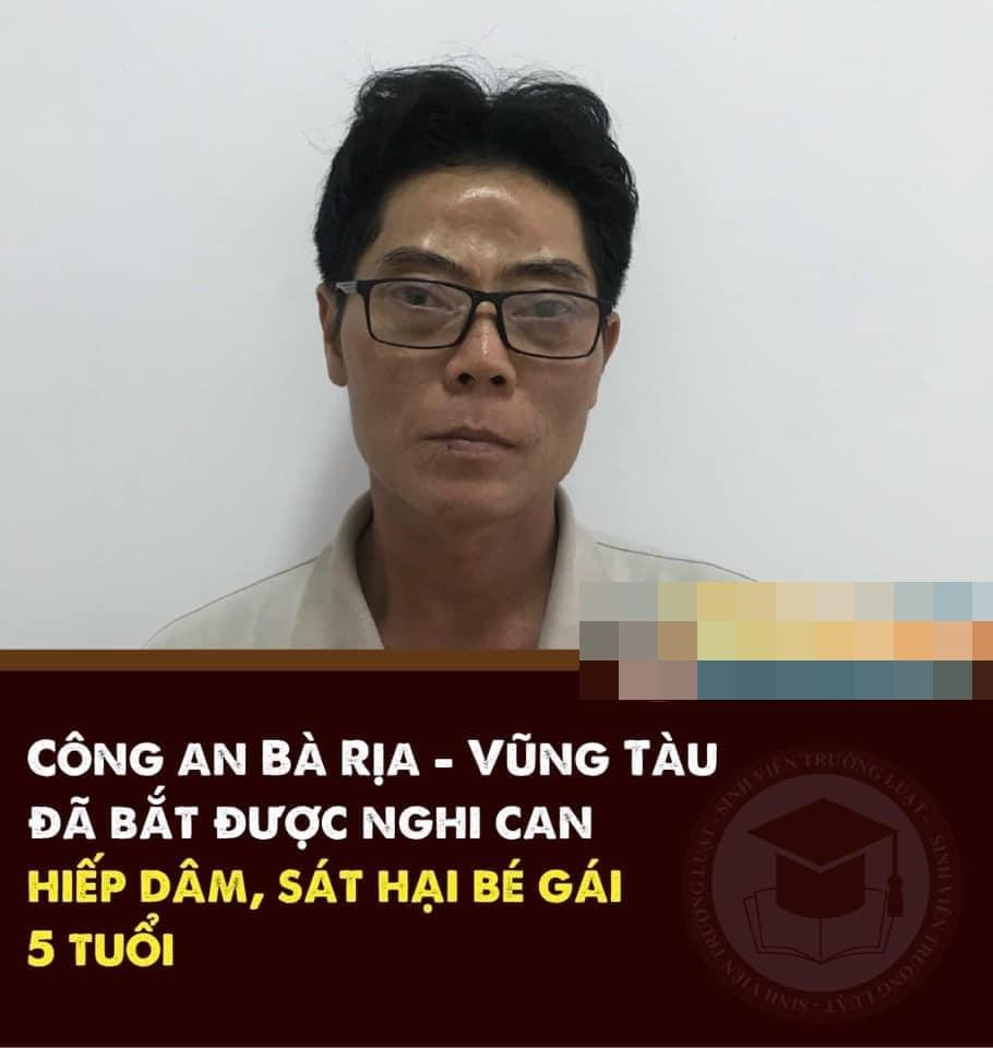 Sao Việt phẫn nộ, gọi kẻ cưỡng hiếp - sát hại bé 5 tuổi là ác quỷ-1