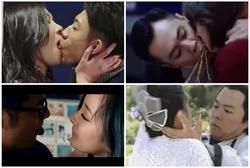 ĐẦU TUẦN VUI VẺ: Những nụ hôn 'vừa dơ vừa ác' khiến người xem hết vía!