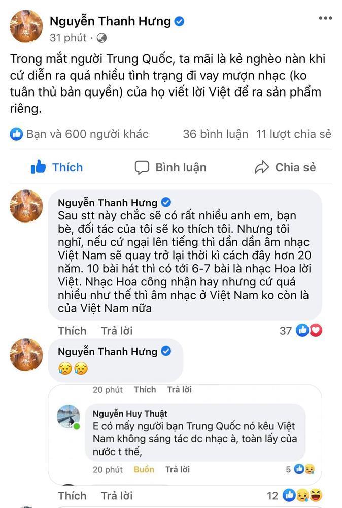 Các nhạc sĩ lên tiếng khi nhạc Hoa lời Việt bỗng hot trở lại-1