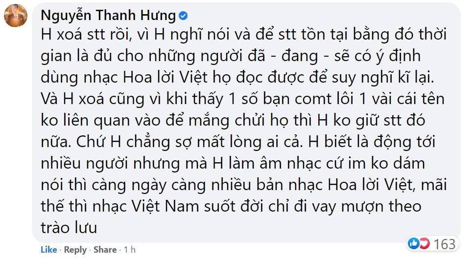 Các nhạc sĩ lên tiếng khi nhạc Hoa lời Việt bỗng hot trở lại-3