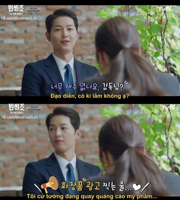 Vincenzo: Song Joong Ki lỡ miệng gọi Jeon Yeo Bin là rác-5