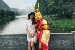 Cô gái bị Tề Thiên Đại Thánh gạ chụp ảnh rồi vòi tiền: 'Công chụp ảnh không miễn phí được'