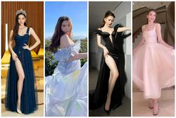 SAO MẶC ĐẸP: Mẹ ba con Hồ Ngọc Hà hóa công chúa chiếm spotlight