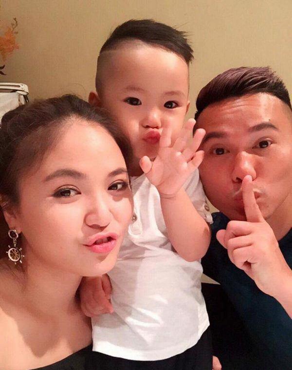 Vợ ba Tú Dưa chính thức lên tiếng về bài đăng tố chồng mất dạy-2