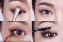 6 bước make-up cho nàng mắt một mí chuẩn style Hàn