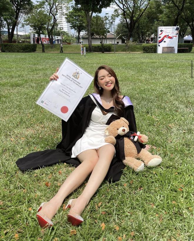 Chloe Nguyễn tốt nghiệp ngành học tiền tỷ, tiết lộ điều mọi người hiểu sai về mình-1