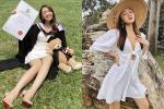 Tiểu thư lâu đài trắng khoe vòng 1 bị netizen mắng: Nhìn thấy gớm-6