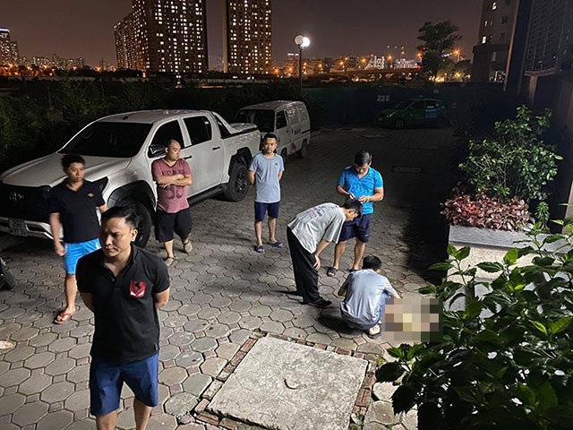 Hà Nội: Bé gái 3 tuổi rơi từ tầng cao chung cư xuống đất tử vong thương tâm-1
