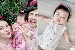 Đông Nhi - Ông Cao Thắng không tiếc tay sắm sửa sành điệu cho con gái Winnie