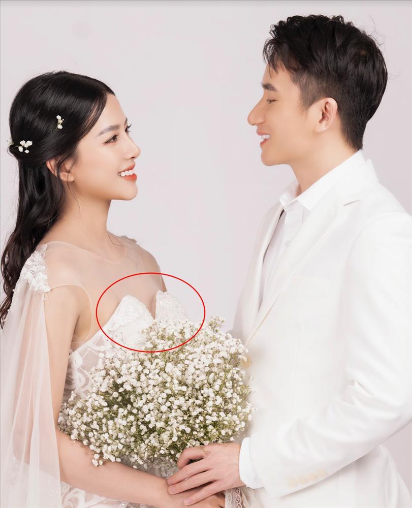 Vợ Phan Mạnh Quỳnh không hài lòng ảnh cưới-2