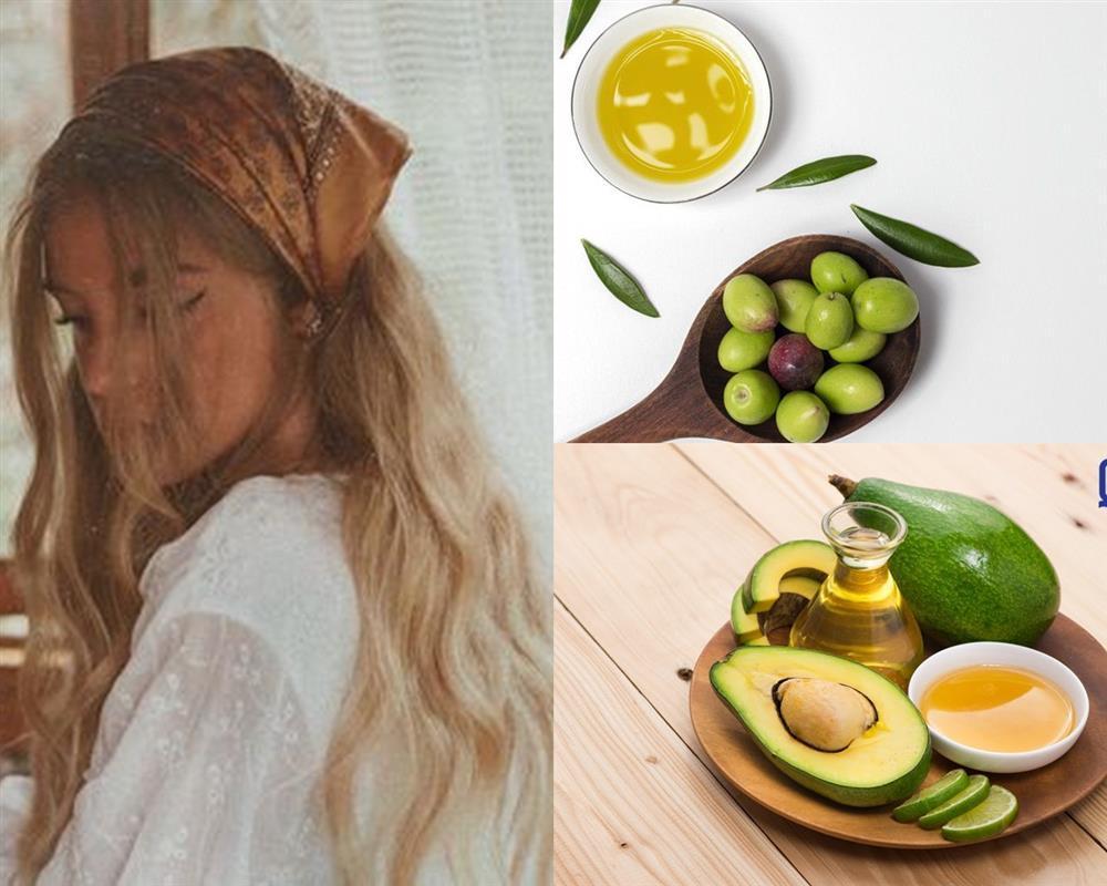4 công thức hair mask từ dầu oliu cứu rỗi mái tóc chẻ ngọn-3