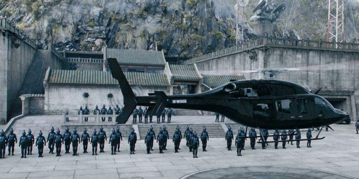 Shang-Chi ra mắt, dân mạng thở dài: Anh ơi sao mặt anh to thế?-7