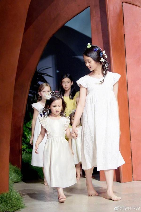 Con gái các mỹ nhân Hoa ngữ nườm nượp vào showbiz-5