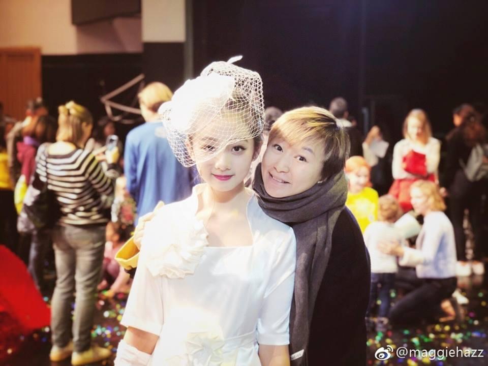 Con gái các mỹ nhân Hoa ngữ nườm nượp vào showbiz-4