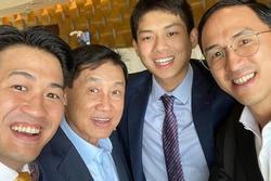 Johnathan Hạnh Nguyễn: Ông bố tỷ phú ngoài nhiều tiền, bên trong ấm áp
