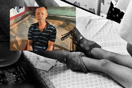 Kẻ hiếp dâm bé gái 2 tuổi ở Bình Thuận: Viết sẵn thư tuyệt mệnh trước khi trốn