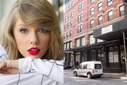 Nhà của Taylor Swift nhiều lần bị đột nhập
