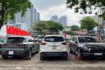 Hà Nội: Chủ xe Porsche Macan đeo biển giả bỏ của chạy lấy người?-2