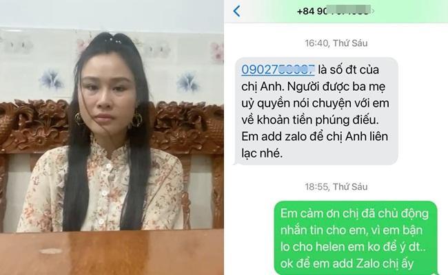 Linh Lan nói gì khi bị bố mẹ Vân Quang Long phanh phui lai lịch?-1