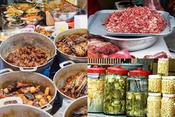 Những thực phẩm bán ngoài chợ, nhìn thì ngon nhưng tuyệt đối không nên mua