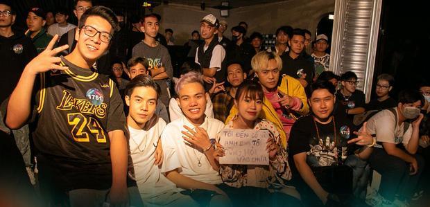 2 Á Quân King Of Rap có mặt tại casting Rap Việt mùa 2, chuyện gì thế này?-2