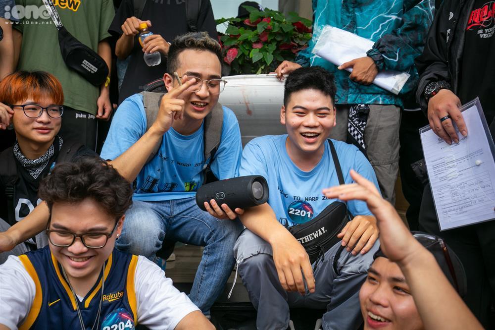 Casting Rap Việt: Thí sinh cấp ba được phụ huynh hộ tống đi thi-2