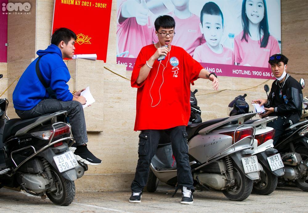 Casting Rap Việt: Thí sinh cấp ba được phụ huynh hộ tống đi thi-5