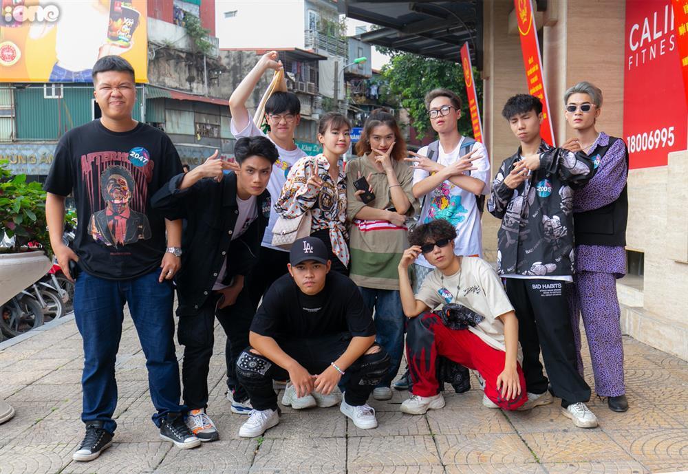 Casting Rap Việt: Thí sinh cấp ba được phụ huynh hộ tống đi thi-8