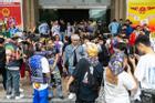 Casting Rap Việt: Thí sinh cấp ba được phụ huynh hộ tống đi thi