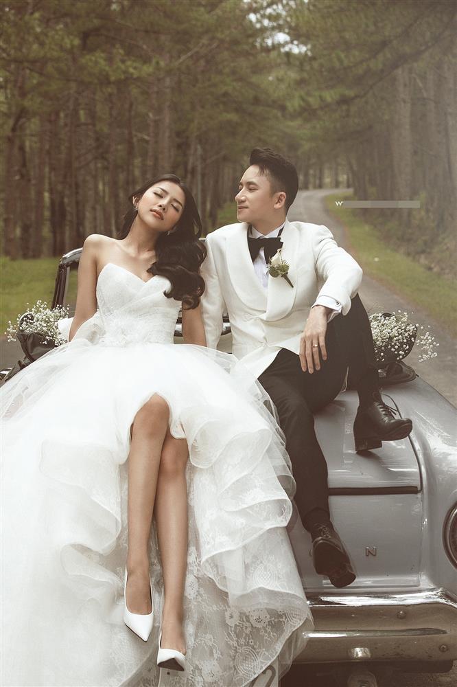 Phan Mạnh Quỳnh tung ảnh cưới mới toanh sau bộ ảnh thiếu thẩm mỹ-2