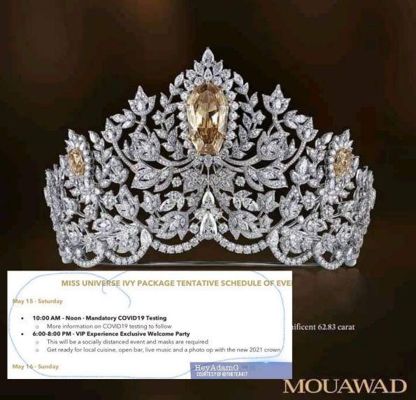Vương miện Miss Universe 116 tỷ bị thu hồi gây xôn xao-2
